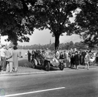 Harrogate, Veteran Car Rally, 1962